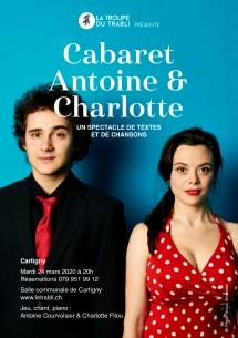 Cabaret Antoine & Charlotte